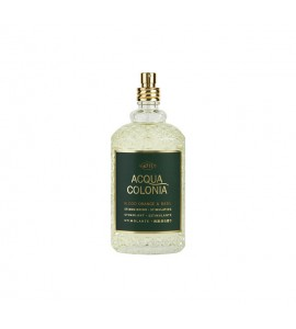 Maurer & Wirtz 4711 Acqua Colonia Blood Orange & Basil Edc